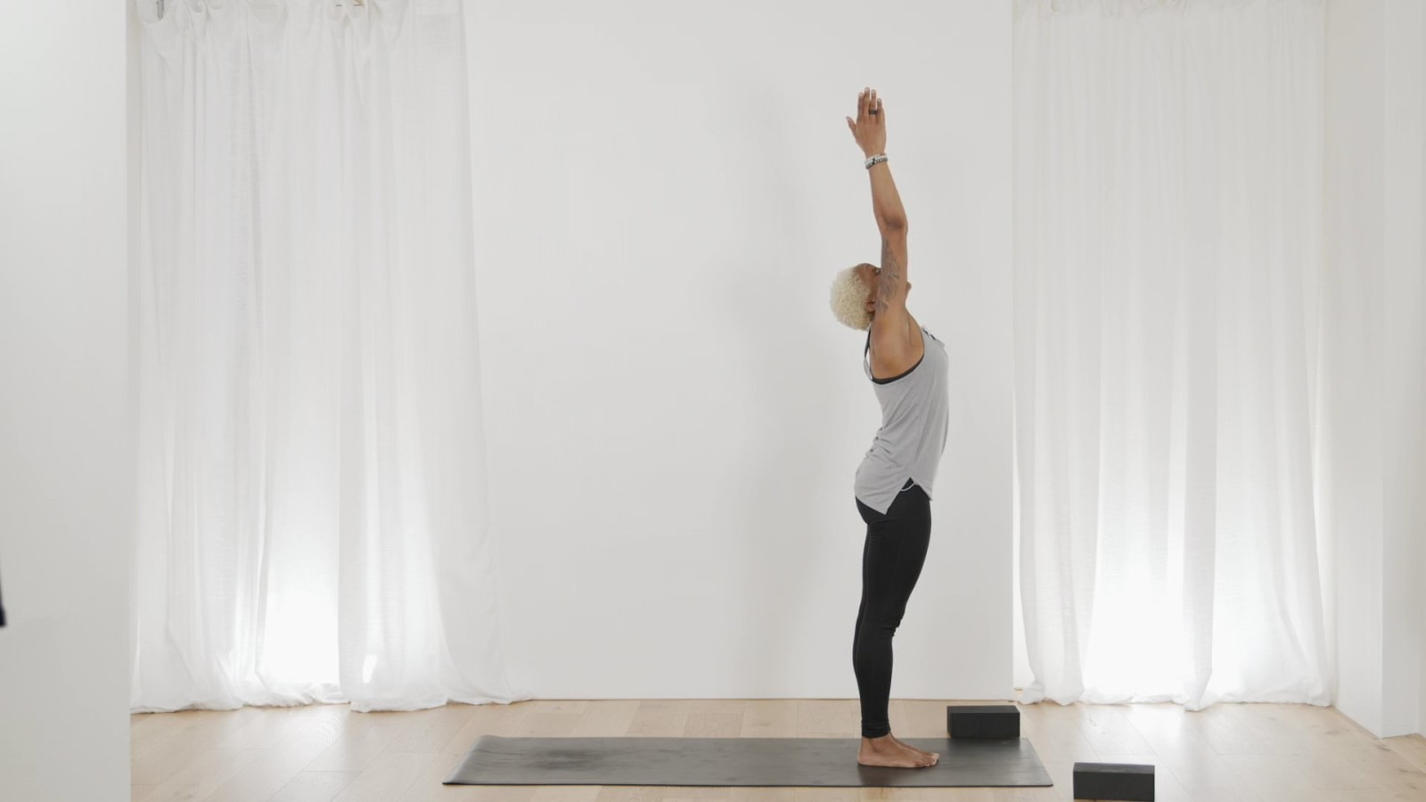Sun Salutations A&B Breakdown with Norma Nelson
