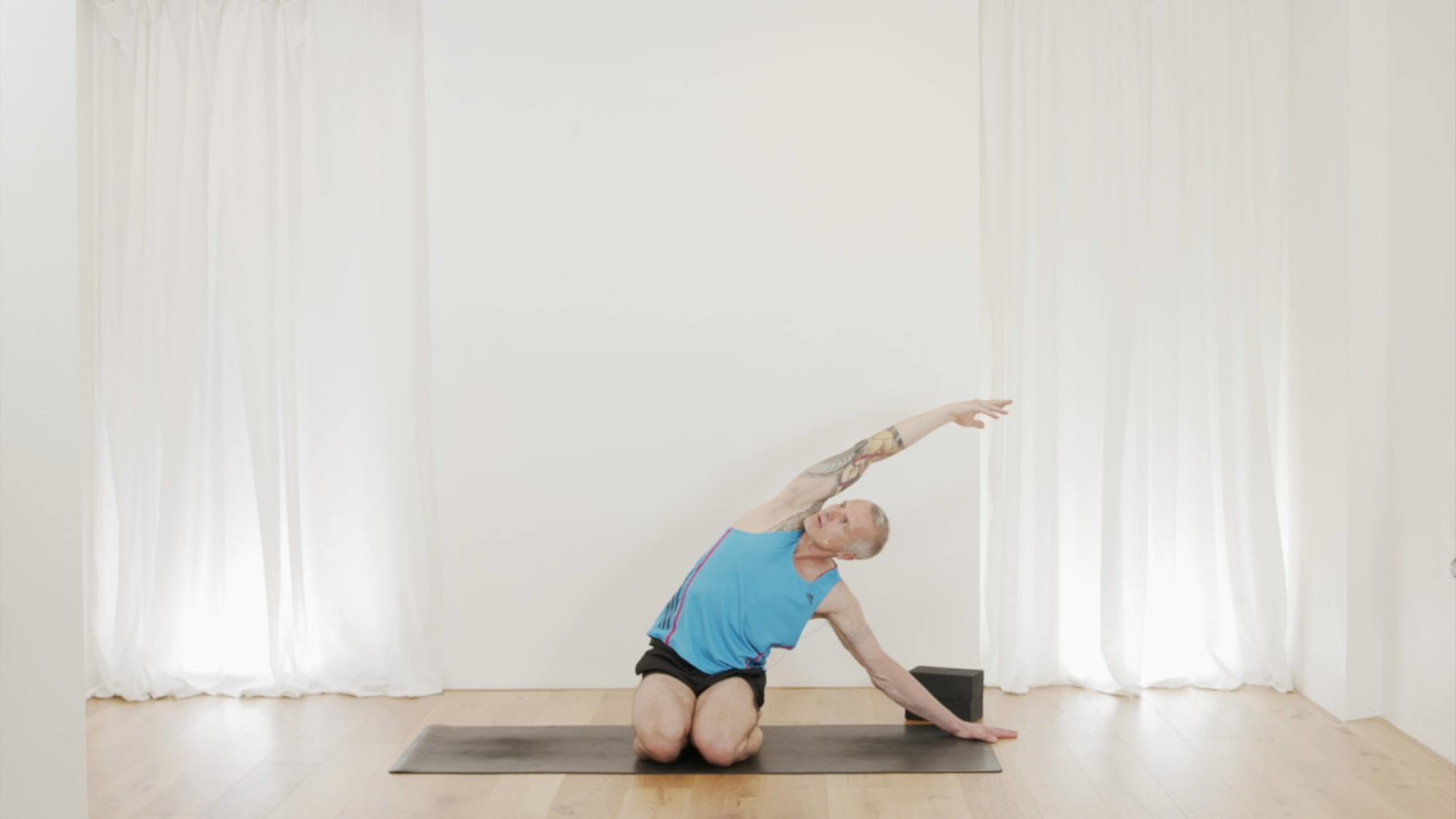 Everyday Athletes Recovery Stretches with Mark Moon
