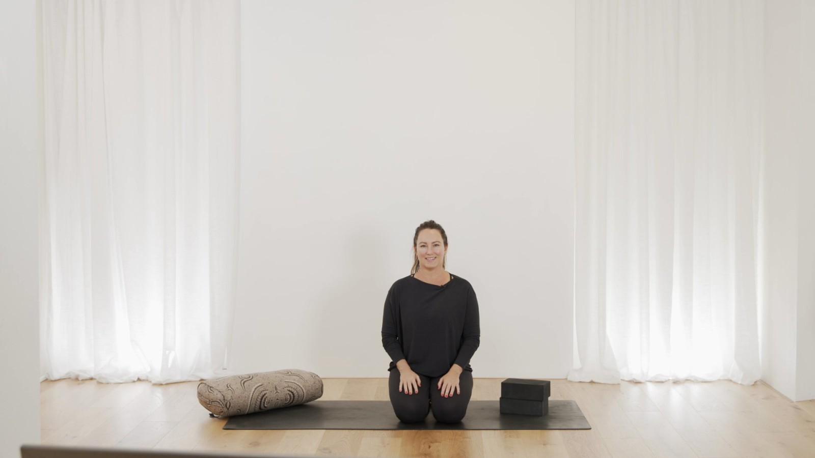 Beginners Yin with Mel McLaughlin