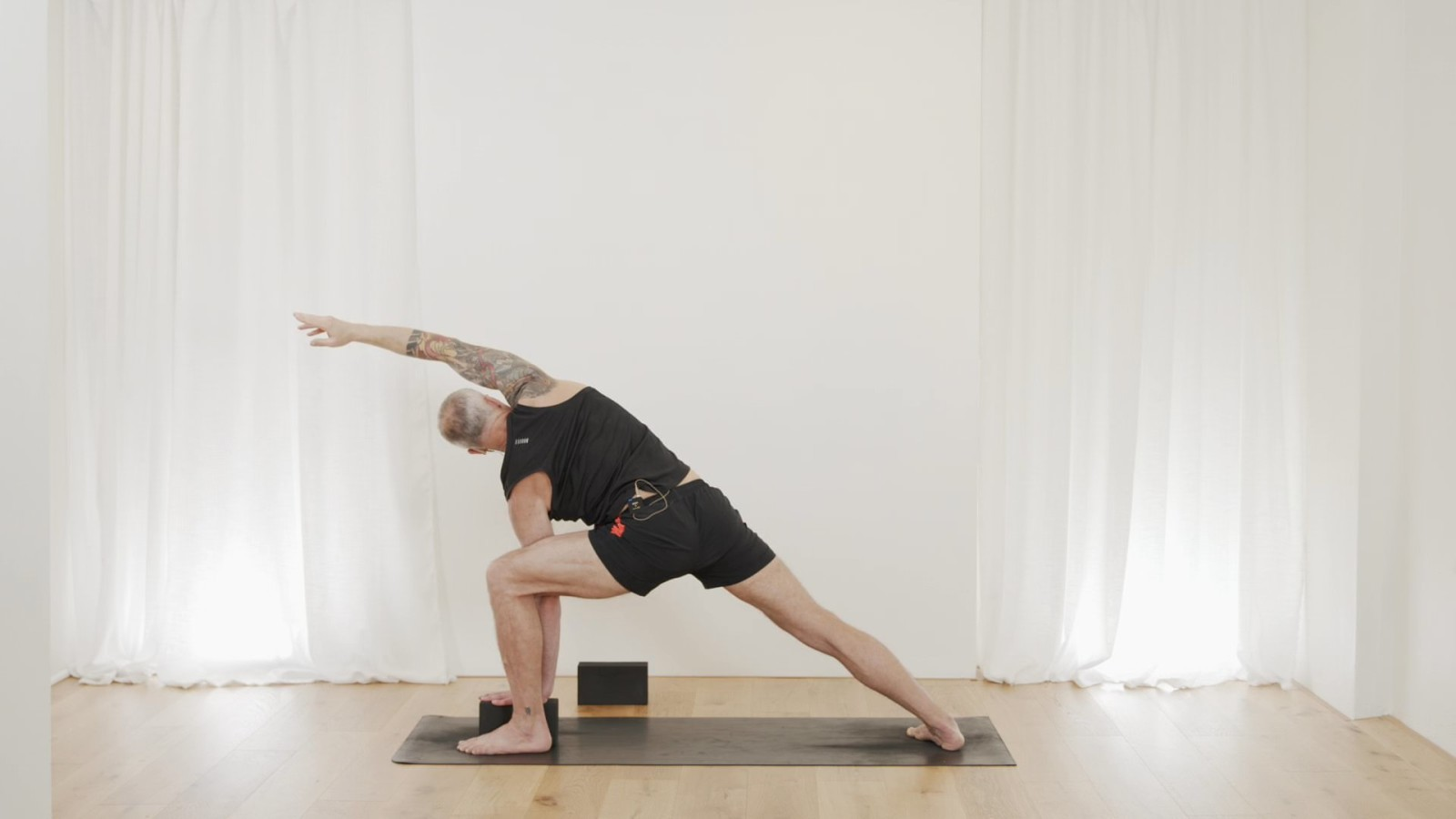 Flow Release: Lower Body Stretch with Mark Moon