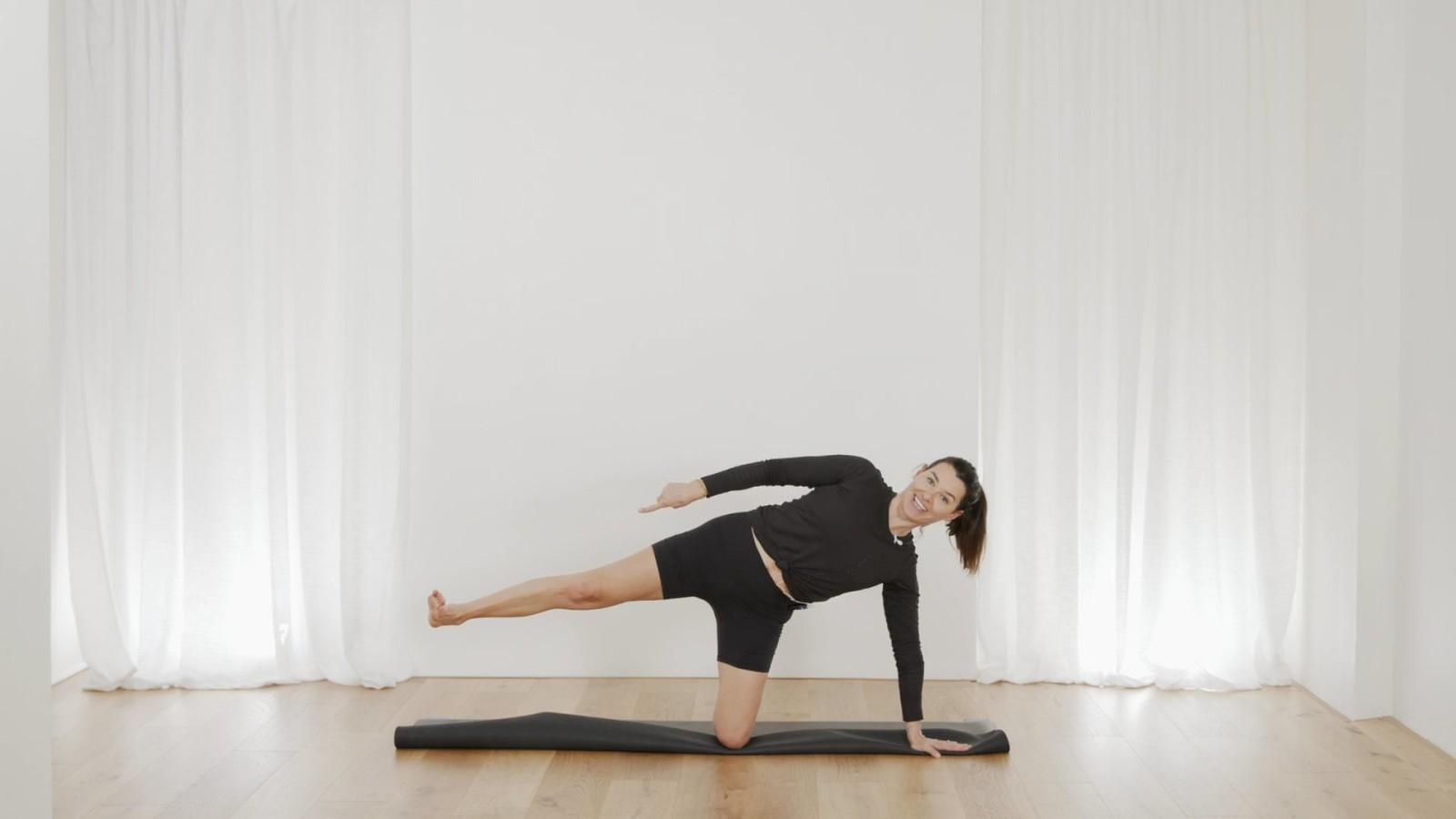 Express Full Body Workout with Aneta Bachanova