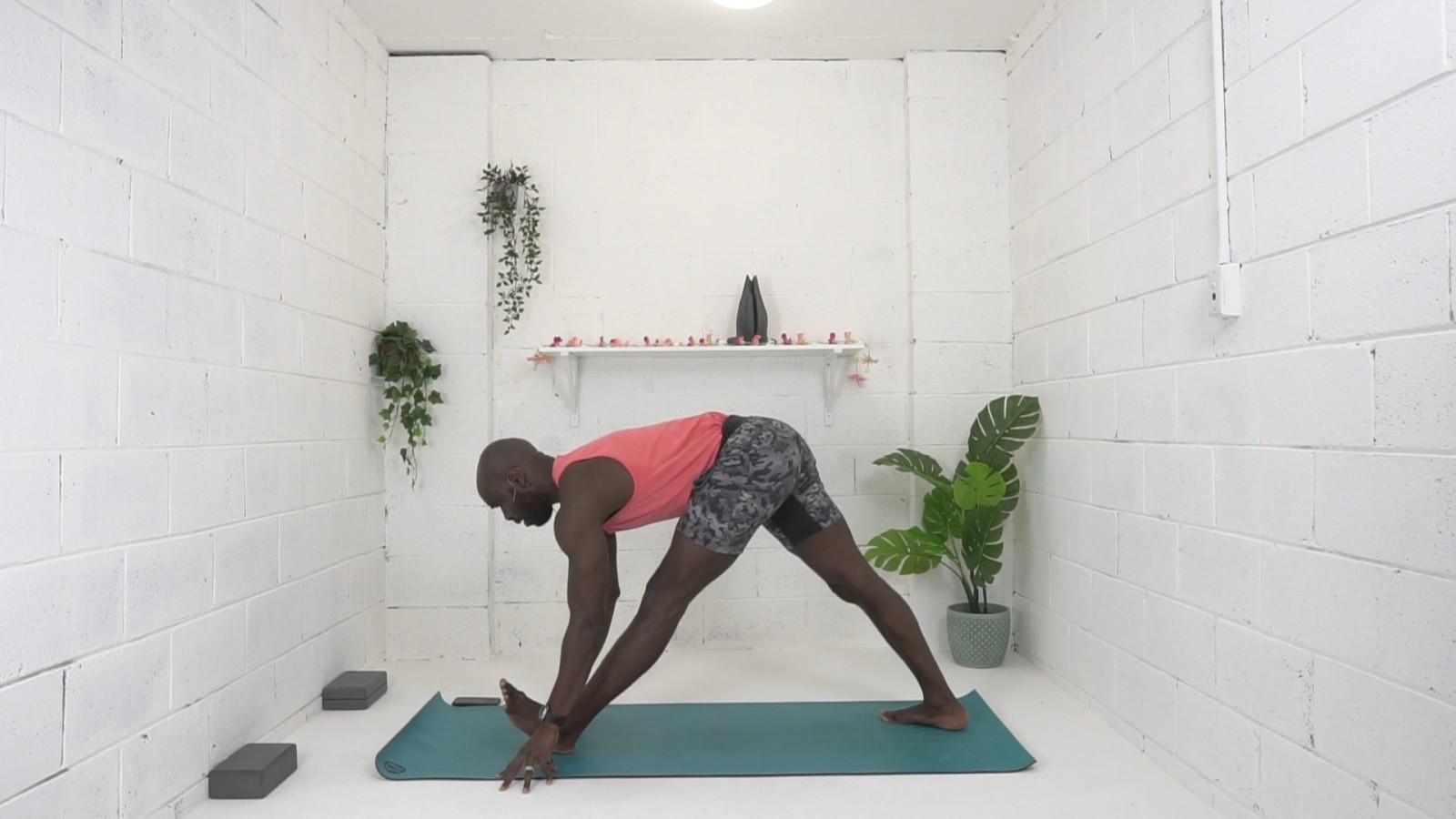 Spinal Flow with David Coulibaly