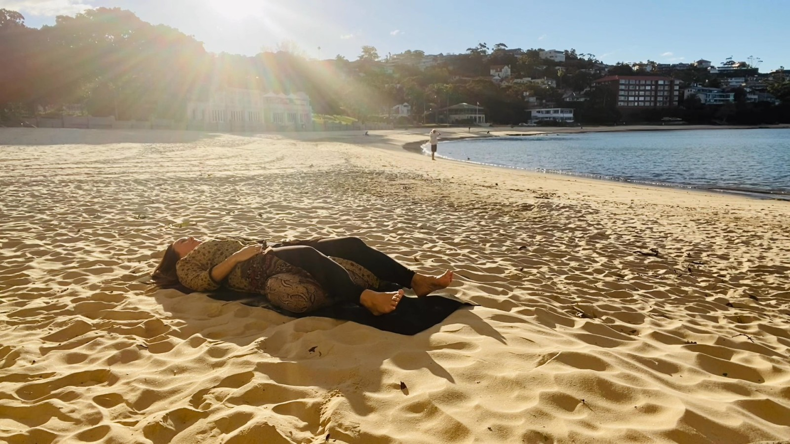 Express Rest And Digest Meditation with Mel McLaughlin