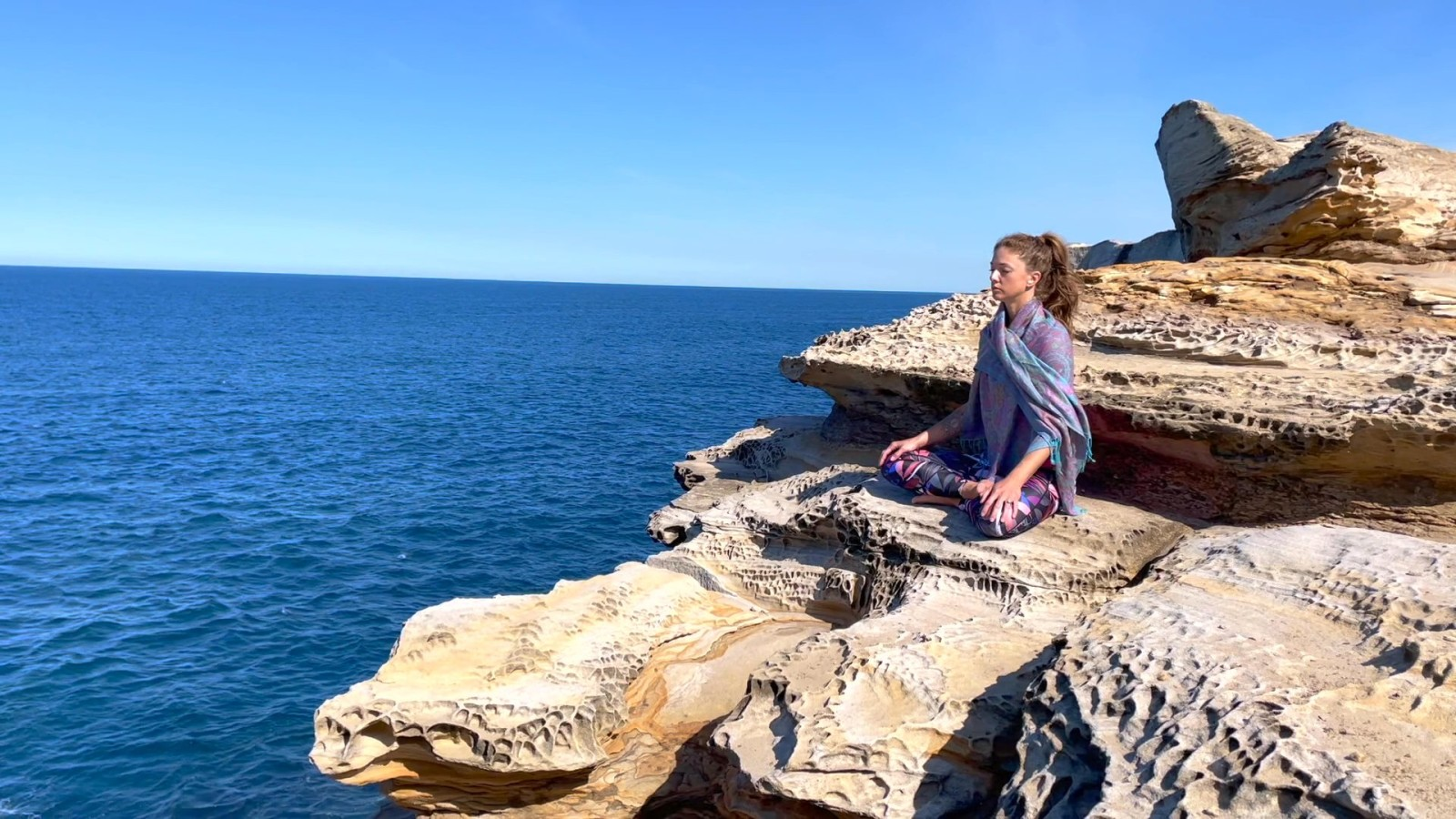 Meditation: Throat Chakra with Danielle Coulibaly