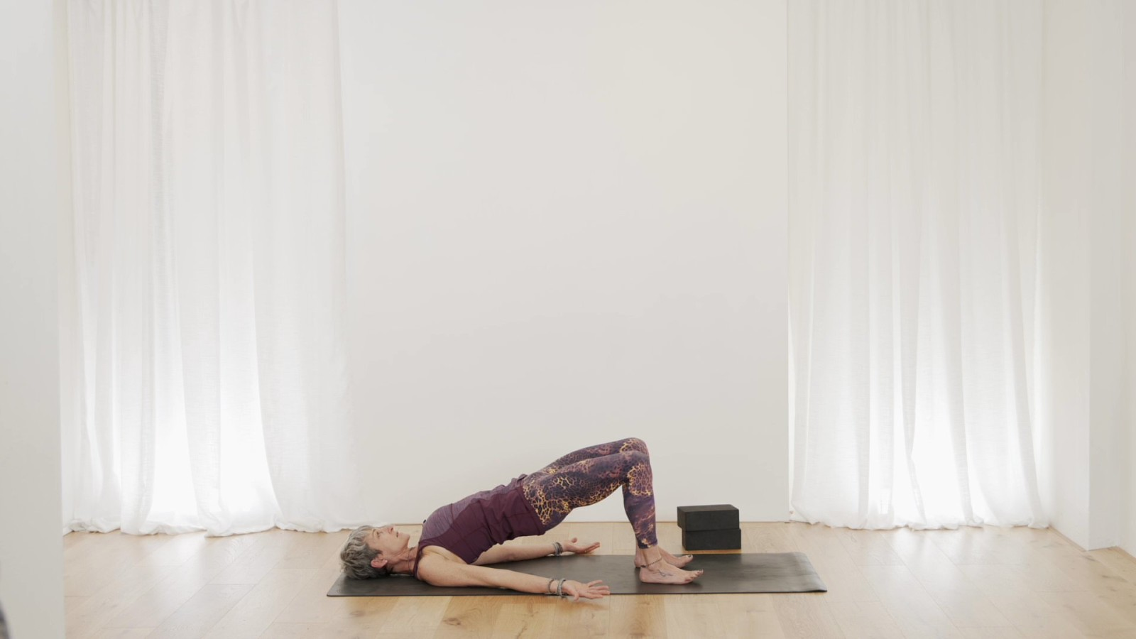 Forrest Yoga For Beginners 1 of 6 with Beth Borowsky