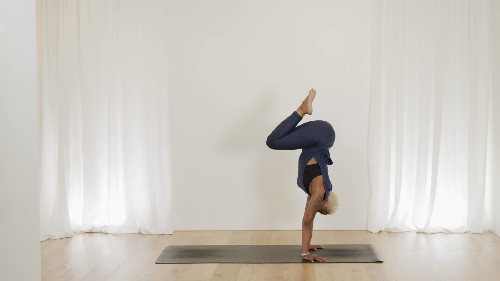 Yoga HIIT 1 with Norma Nelson