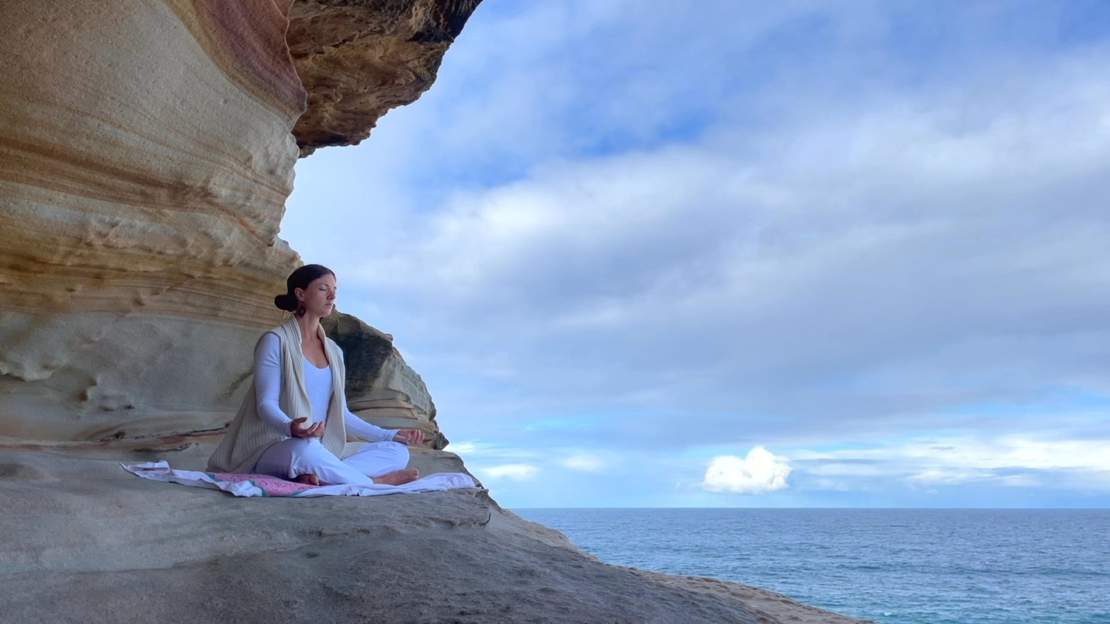 Meditation: Crown Chakra with Danielle Coulibaly