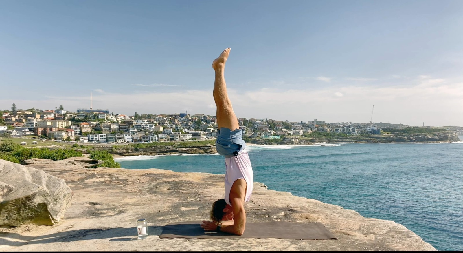 Yoga at Bronte Beach Flow with Christian Ralston
