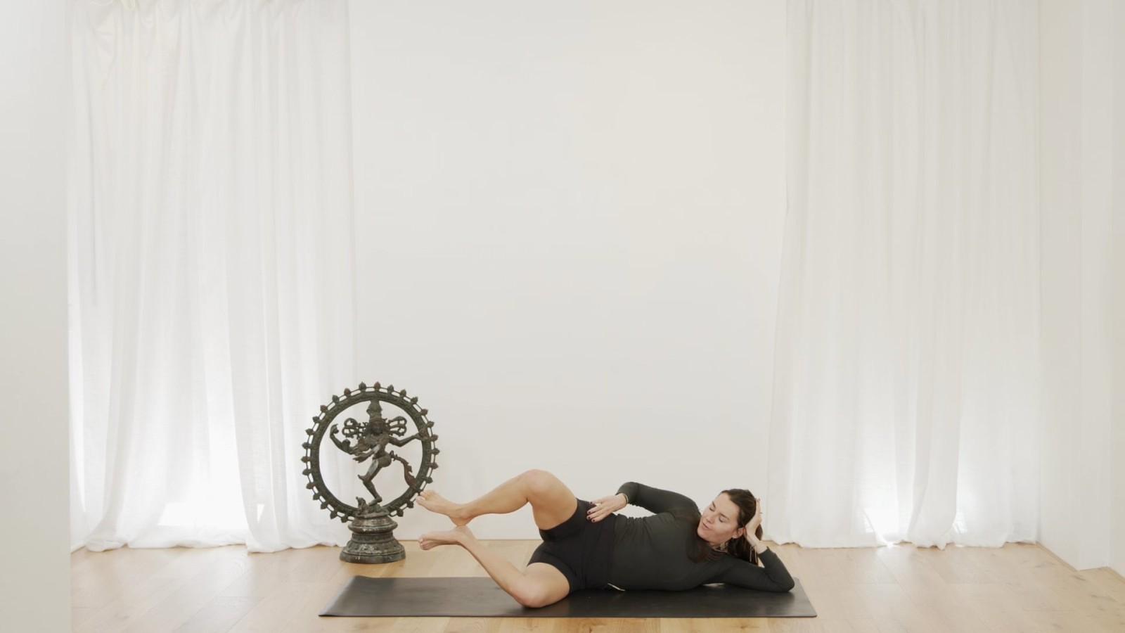 Full Body Pilates with Aneta Bachanova