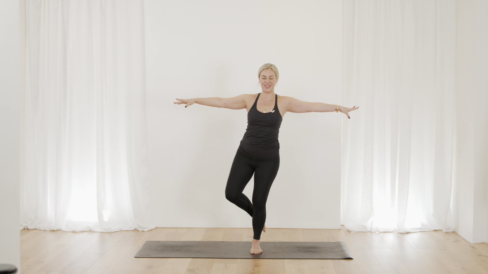 Full Body Burn on the Mat with Chelsey Cameron