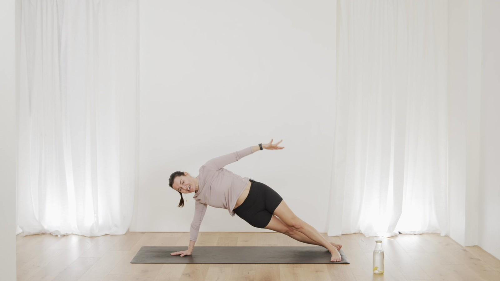 Cardio Pilates Class with Aneta Bachanova