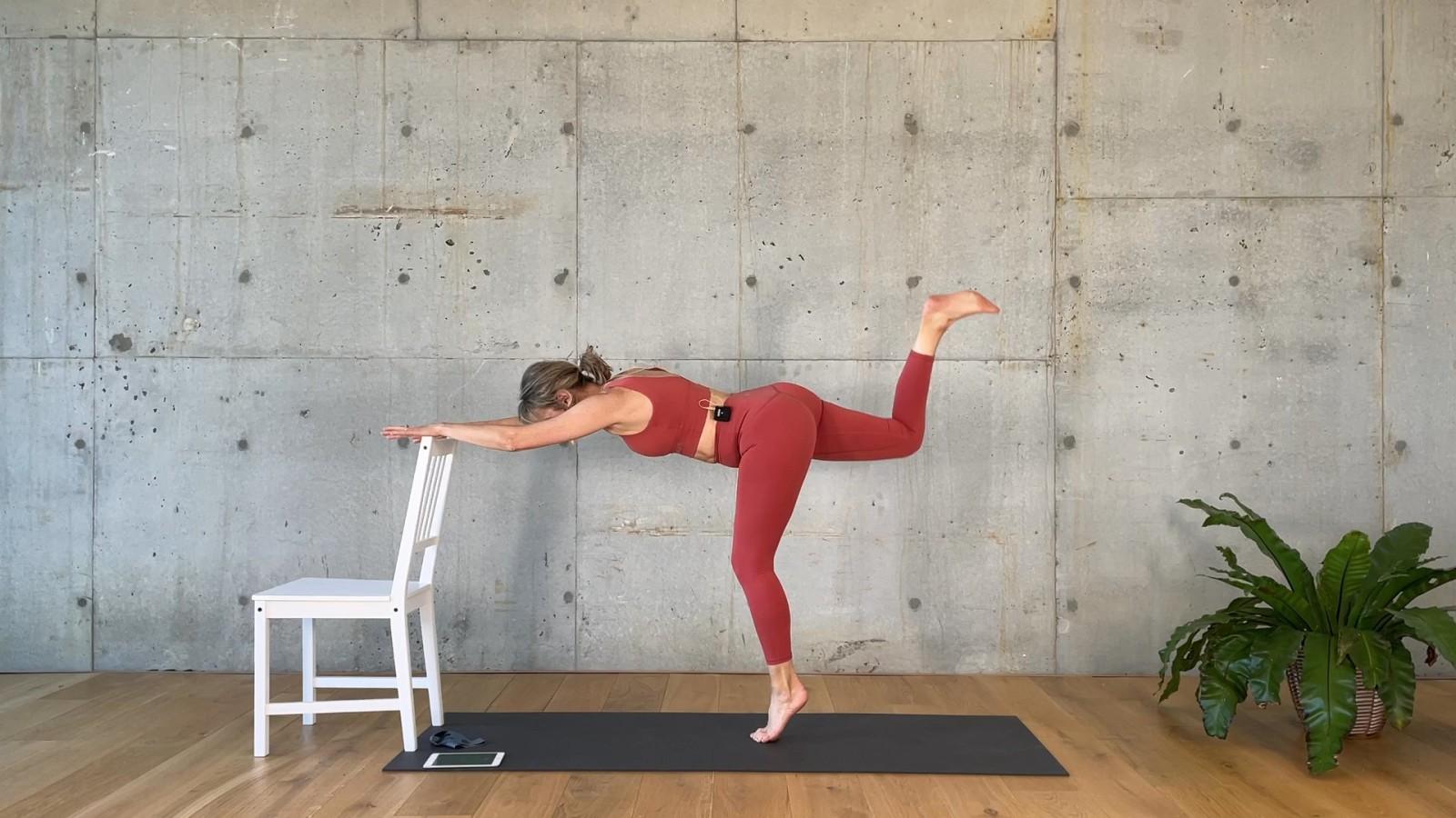 Pilates Circuit : Glutes Booty Burn with Mardi Gannon