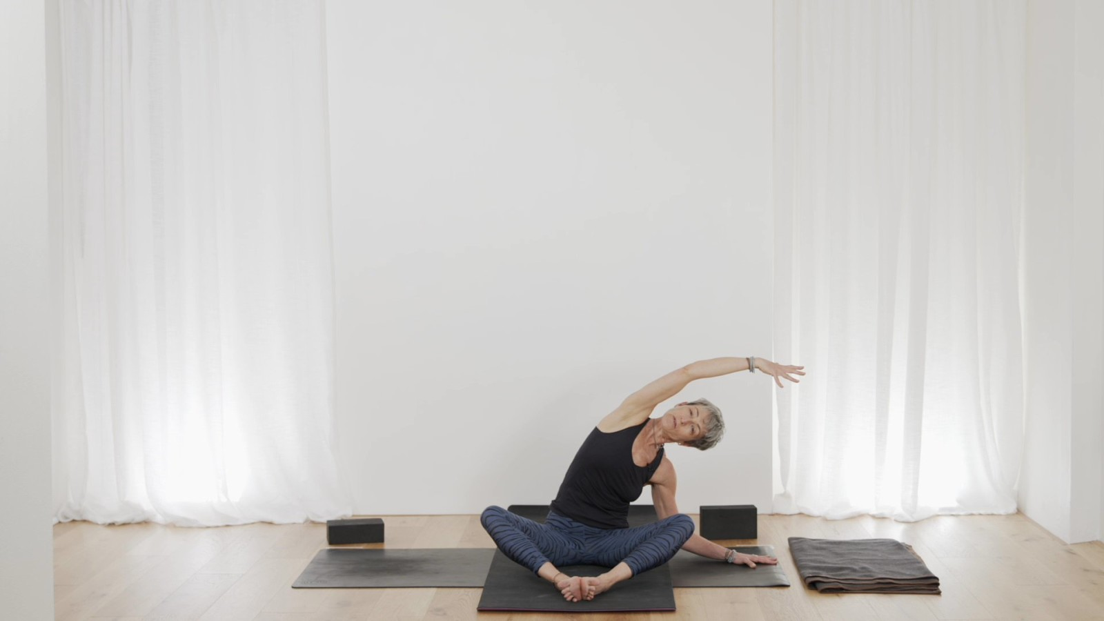 Forrest Yoga for Beginners 3 of 6 with Beth Borowsky