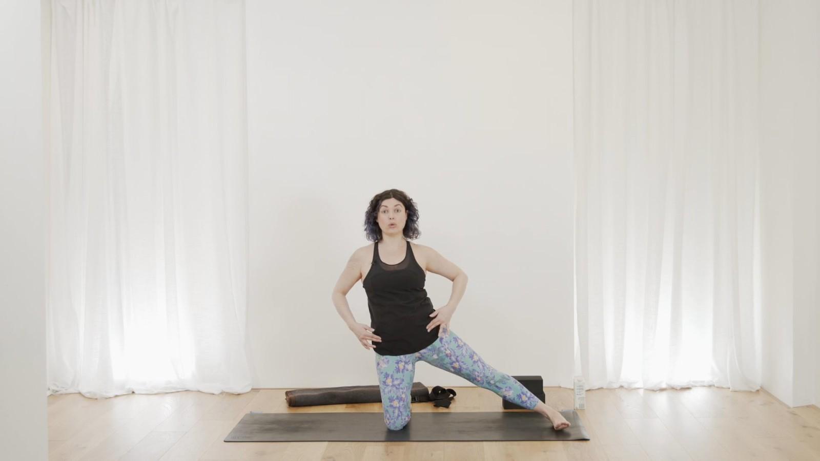 Kneeling Posture with Vicki Smart