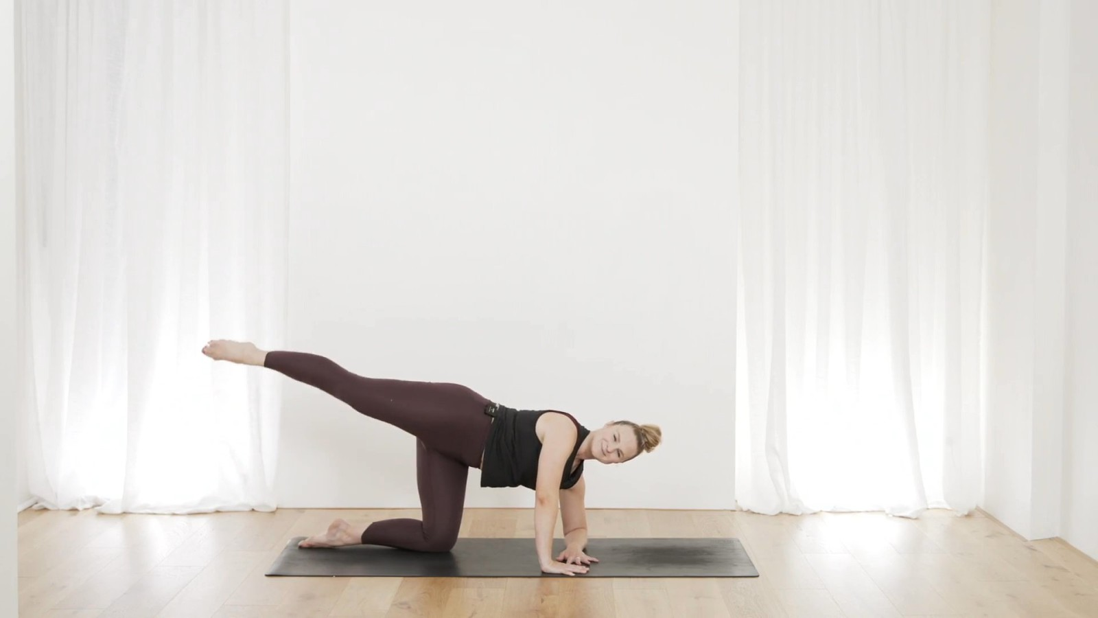 Move That Booty Pilates Mat with Juju Leith
