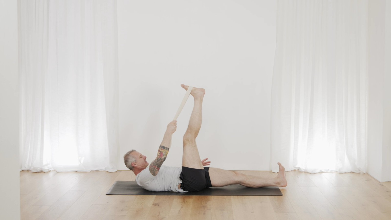 Goodbye Tight Hamstrings And Hips with Mark Moon