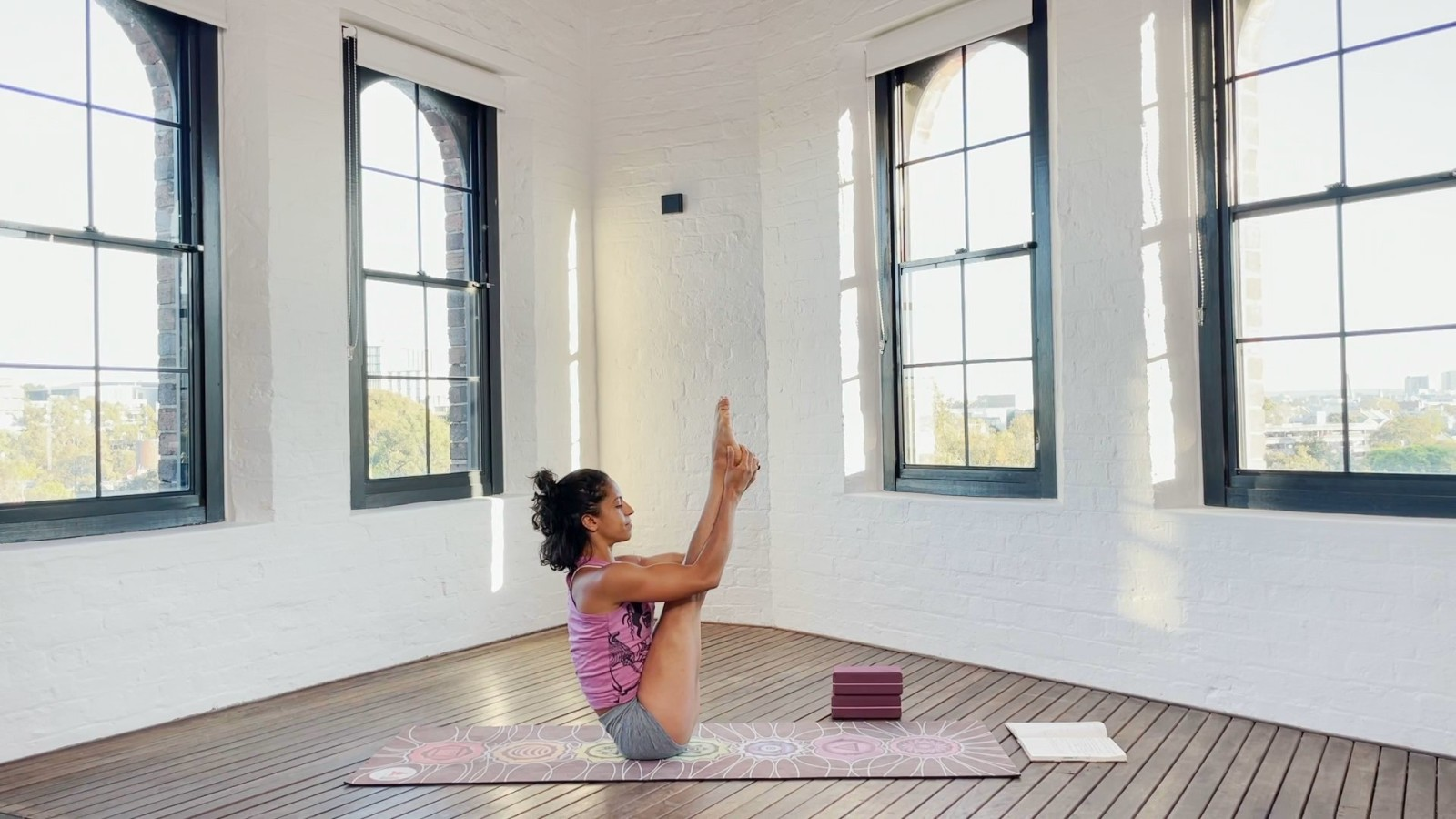 Build Strength To Float with Claudine Lafond