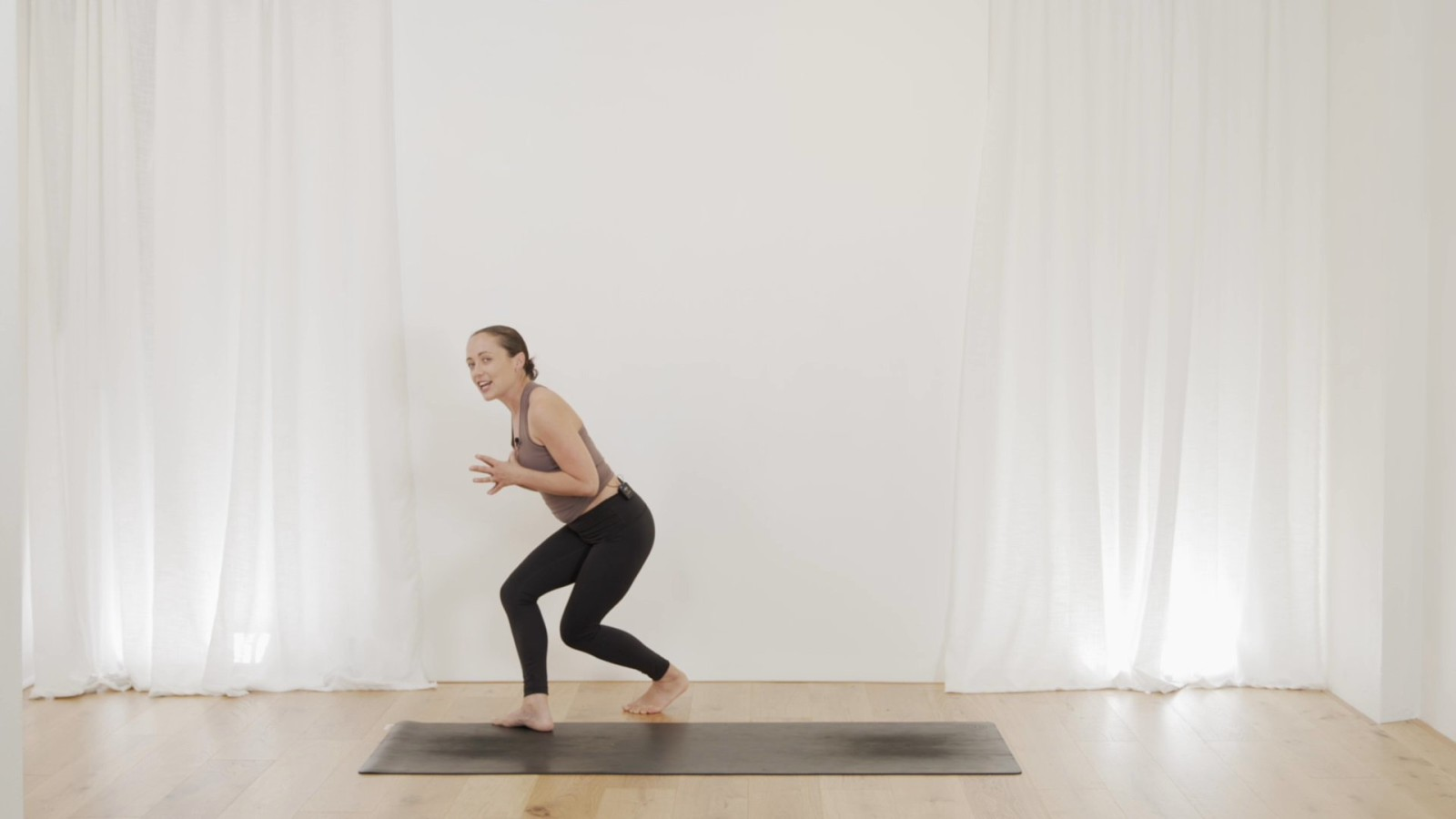 Full Body Power Pilates Workout with Charlotte Irons