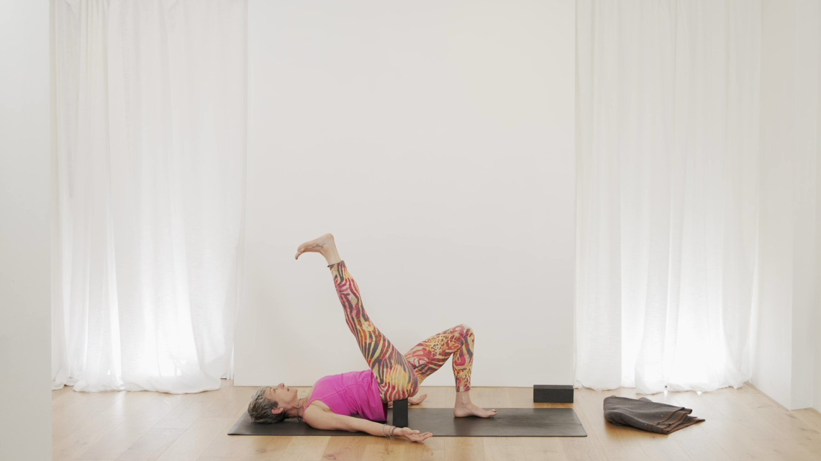 Forrest Yoga For Beginners 4 of 6 with Beth Borowsky