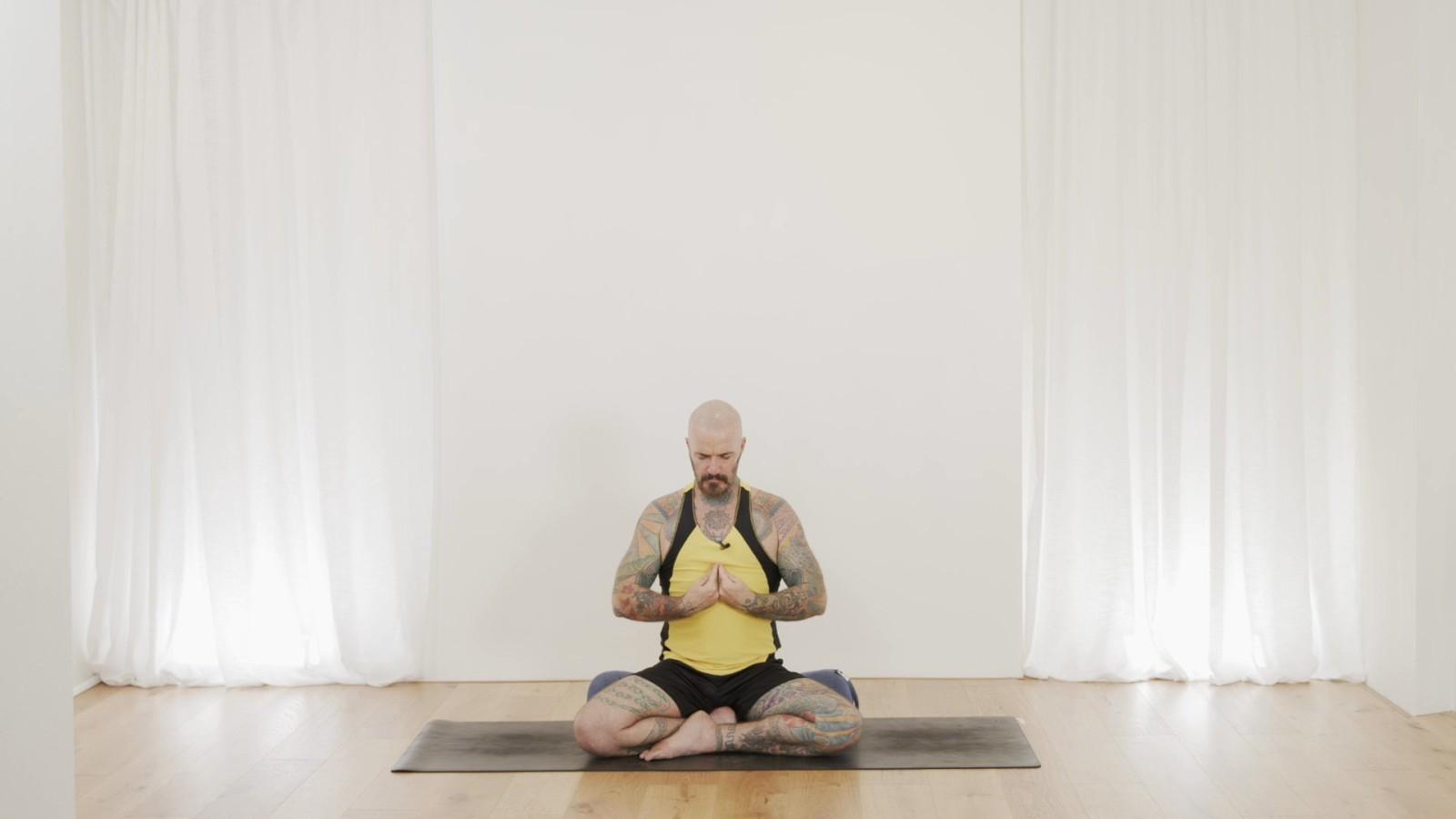 Soma Mudra Vinyasa - Bliss Meditation with Ari Levanael