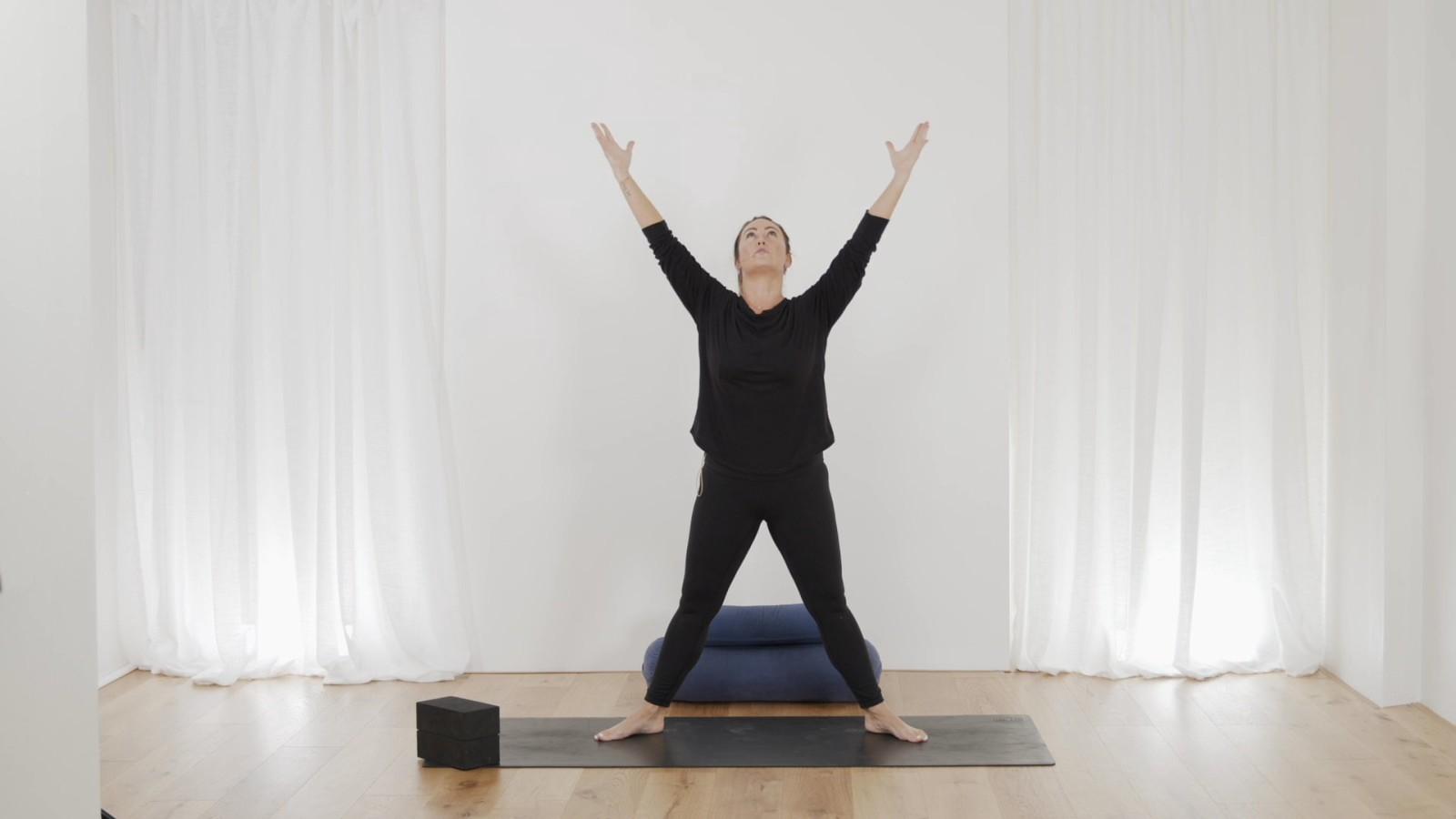 Four Part Taoist Breath Circulation with Mel McLaughlin