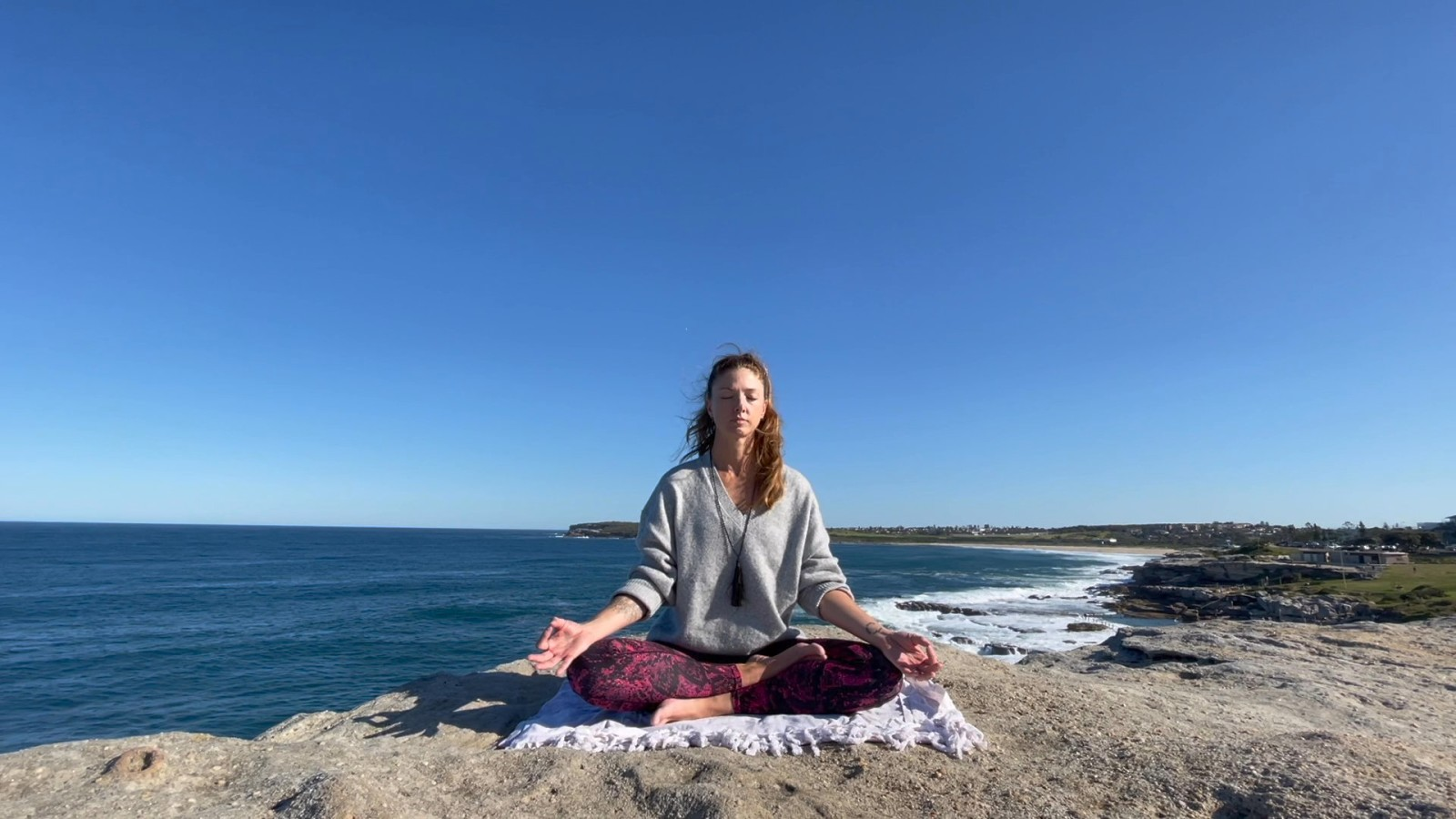 Meditation: Third Eye Chakra with Danielle Coulibaly