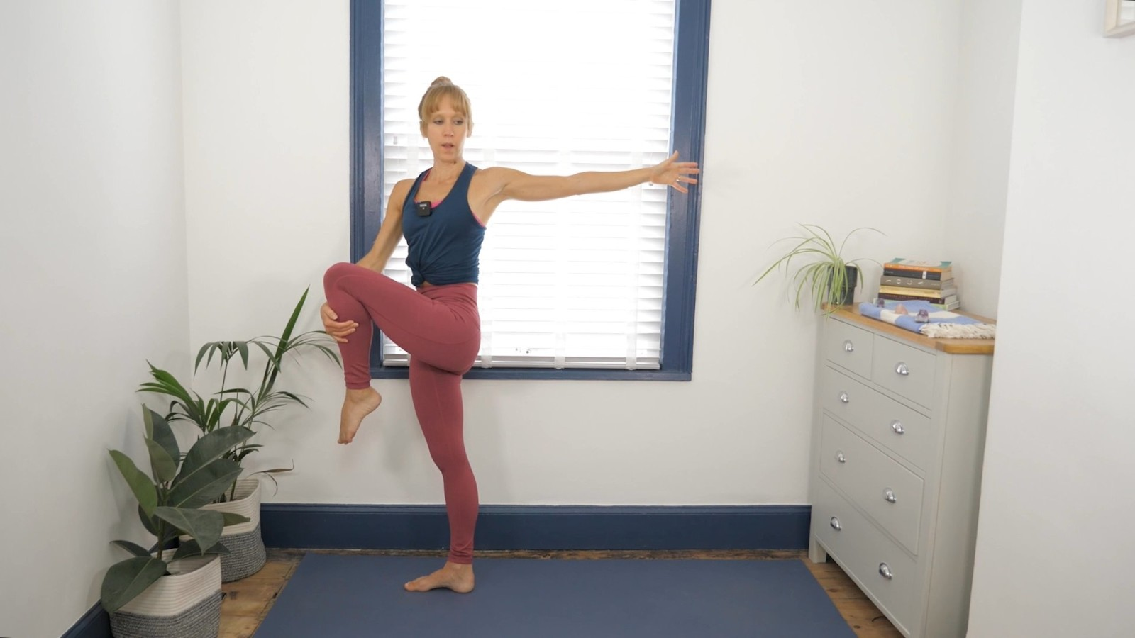 Yoga Conditioning - Strengthen & Sculpt with Rebecca Capewell-Lloyd