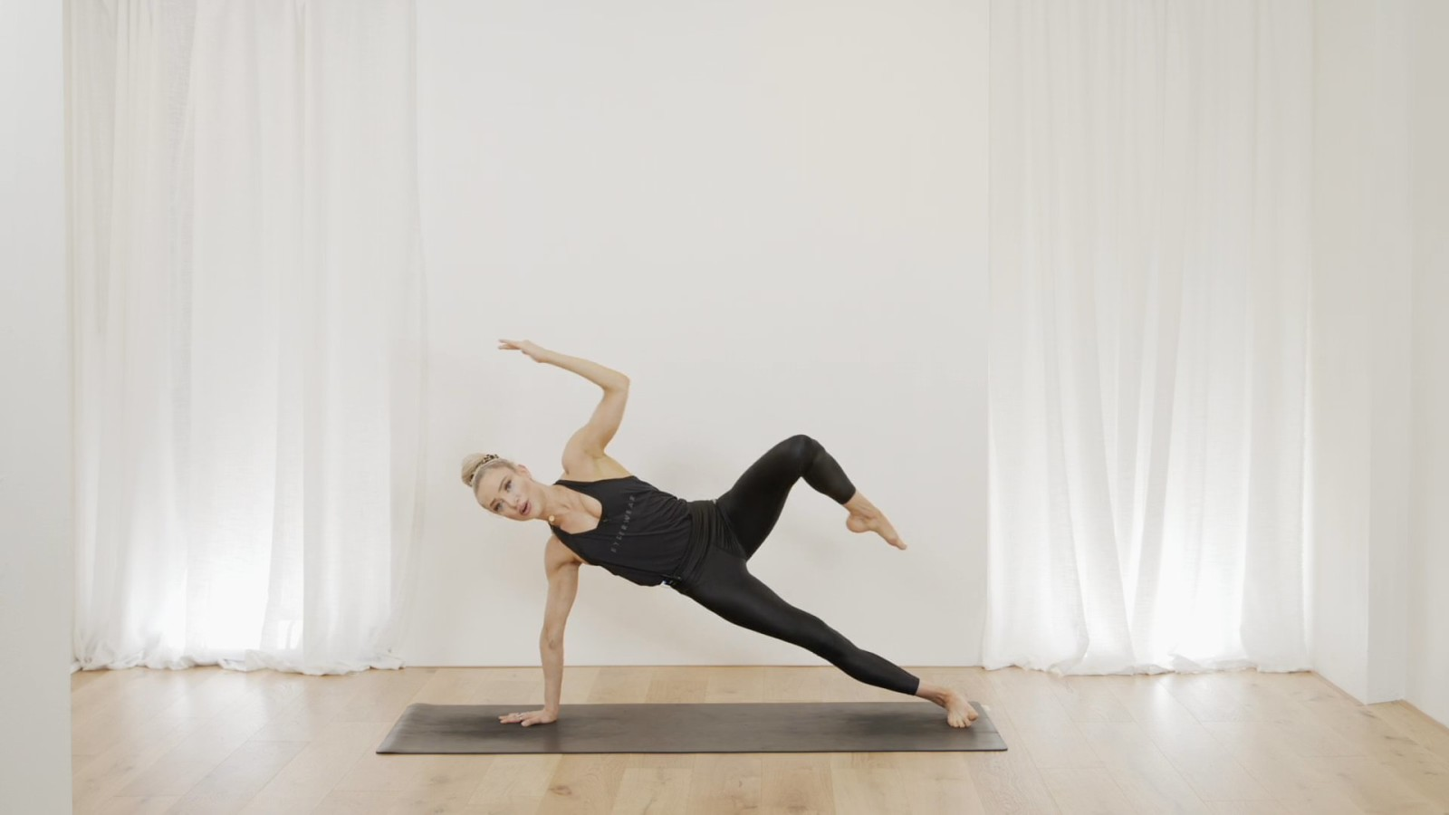 Pilates Athletic: Full Body Wakeup with Cam Anthony