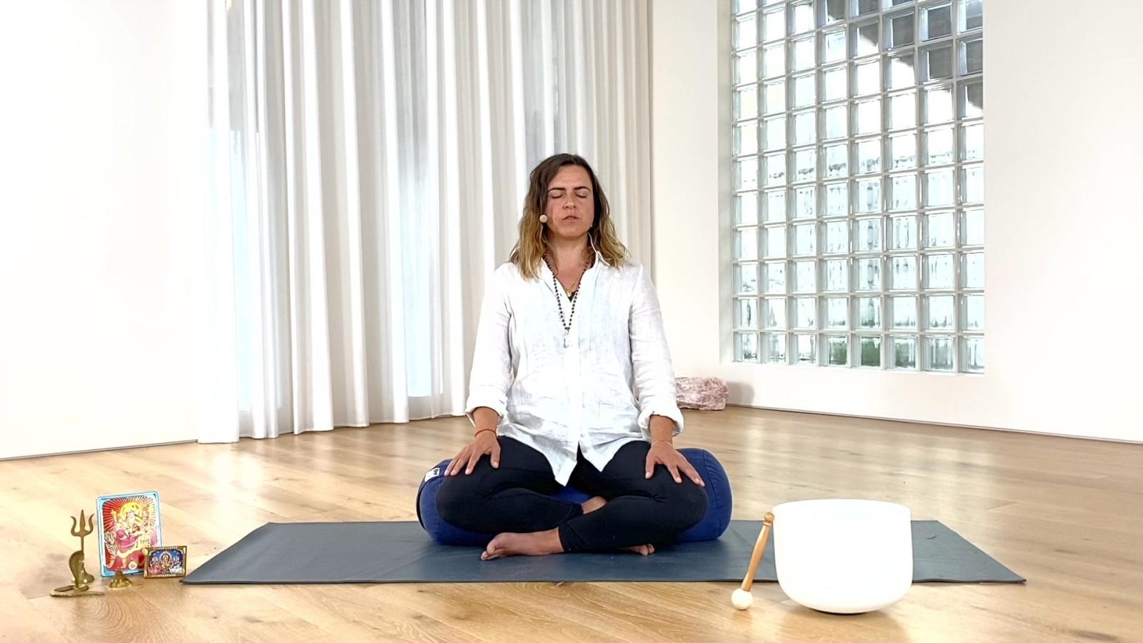 Return to Balance with Irene Ais