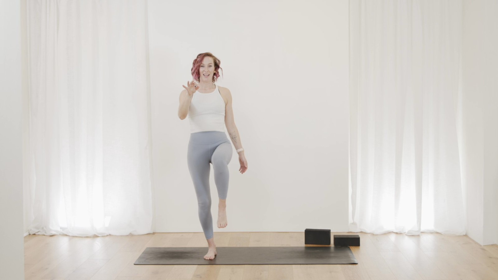 Standing Balance with Vicky Chapman