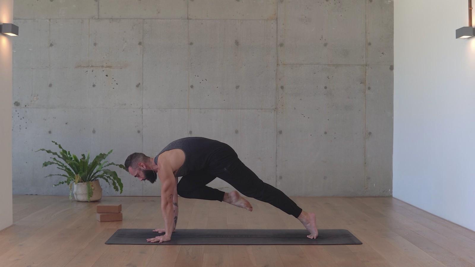 Yoga for Men with Sam Hann