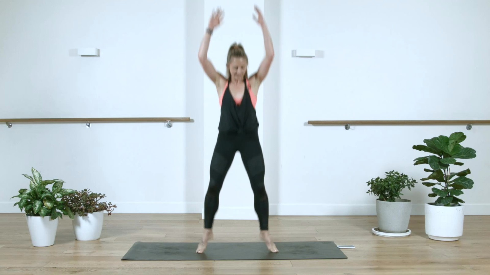 Full Body Circuit with Emily Rogers