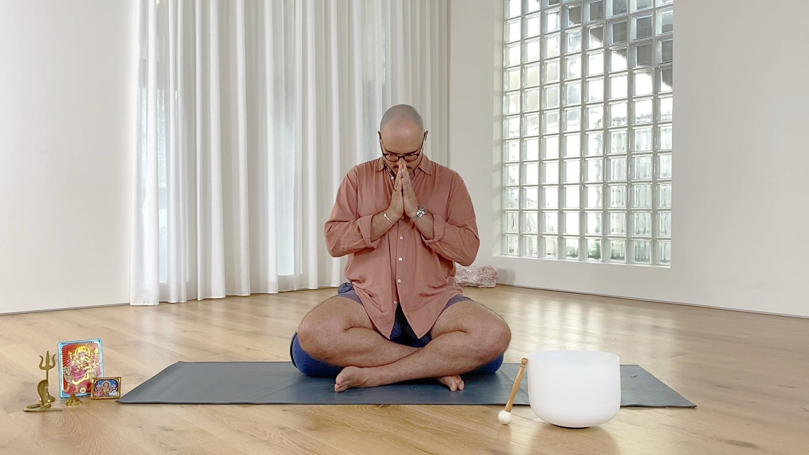 Meditation - Narayani Mantra with Josh Blau