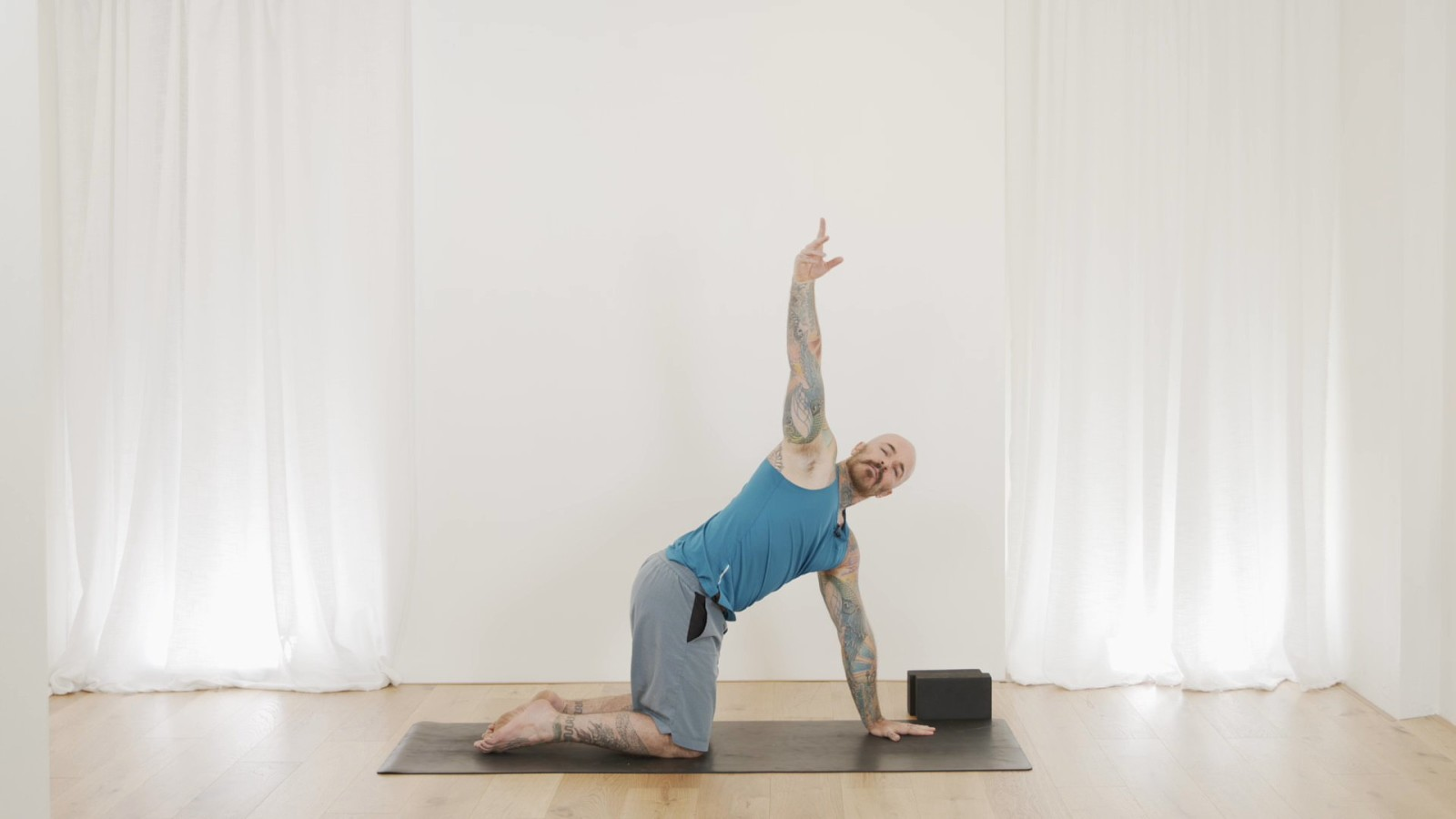 Yoga Foundations - Finding Your Breath with Ari Levanael