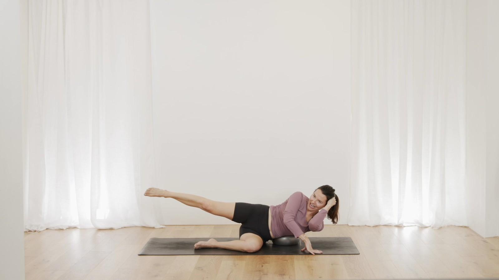 Pilates Total Burn with Aneta Bachanova