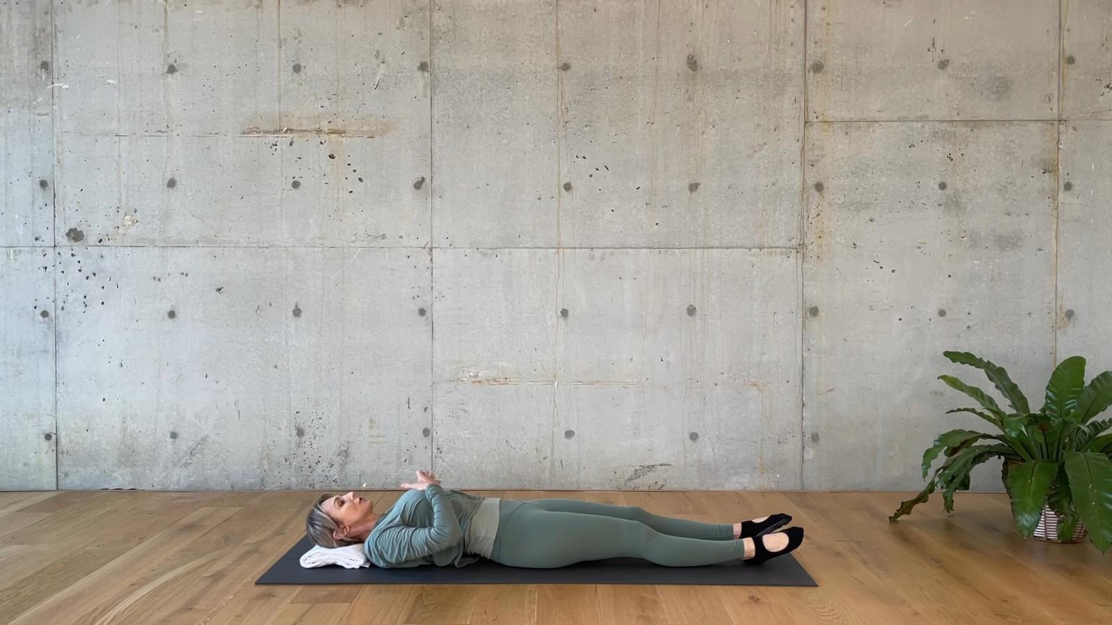 Progressive Muscle Relaxation Meditation with Mardi Gannon