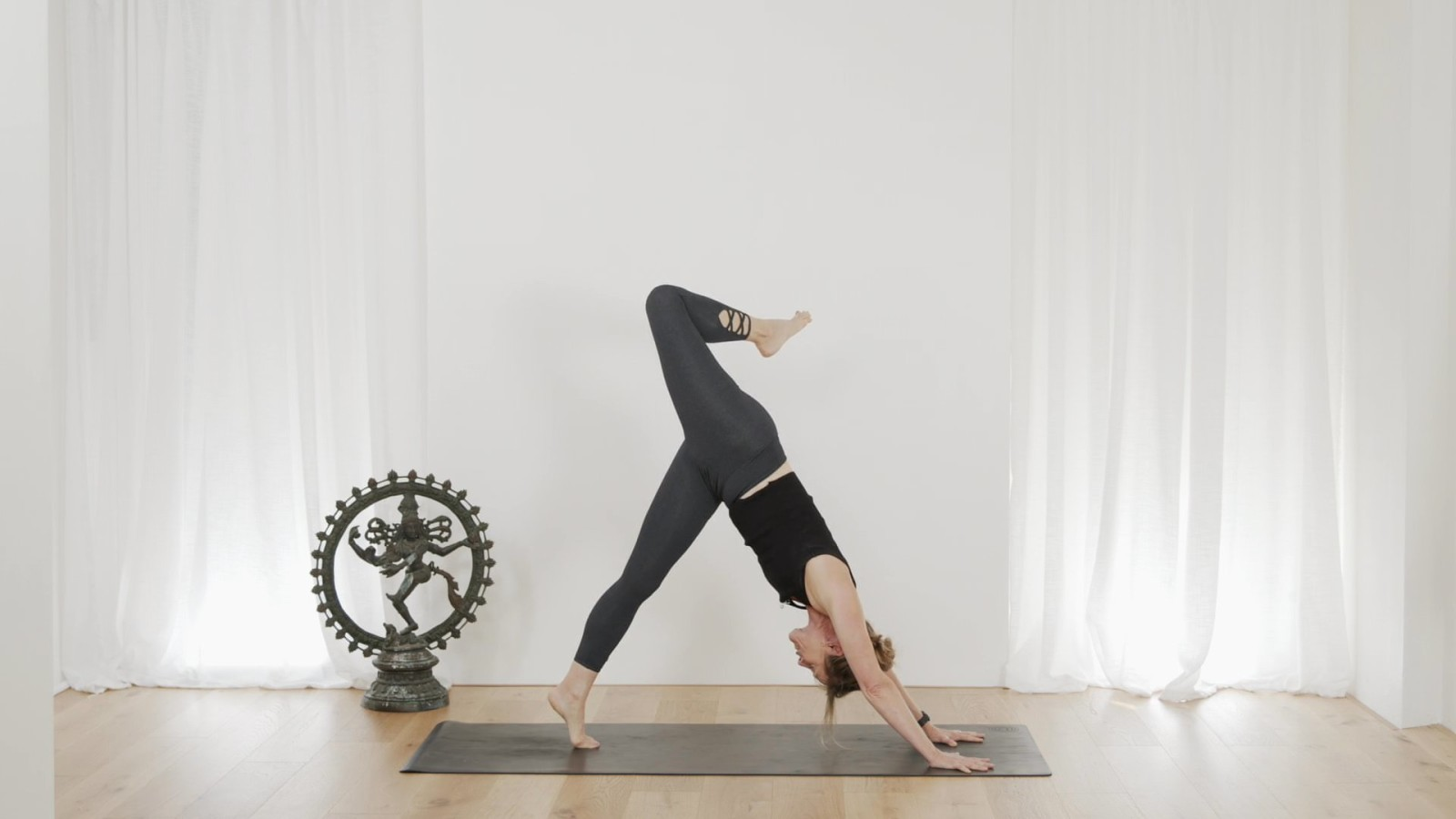 There's Always Time For Yoga with Vanessa Mitchell