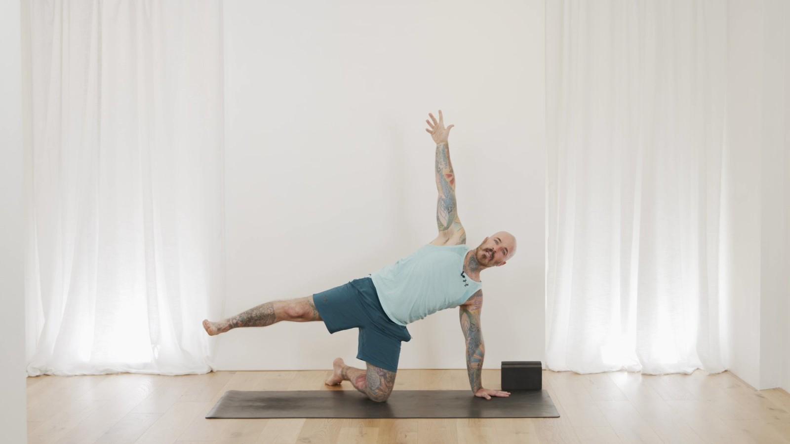 Yoga Foundations - Restoring Balance with Ari Levanael