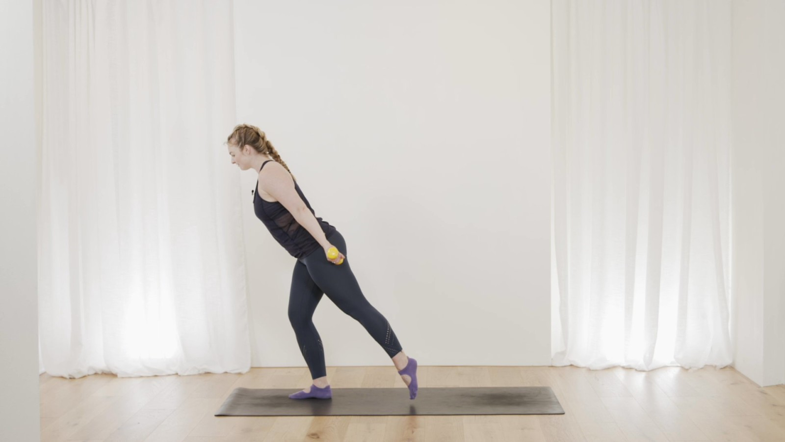 Pilates Upper Body Part 2 with Juju Leith