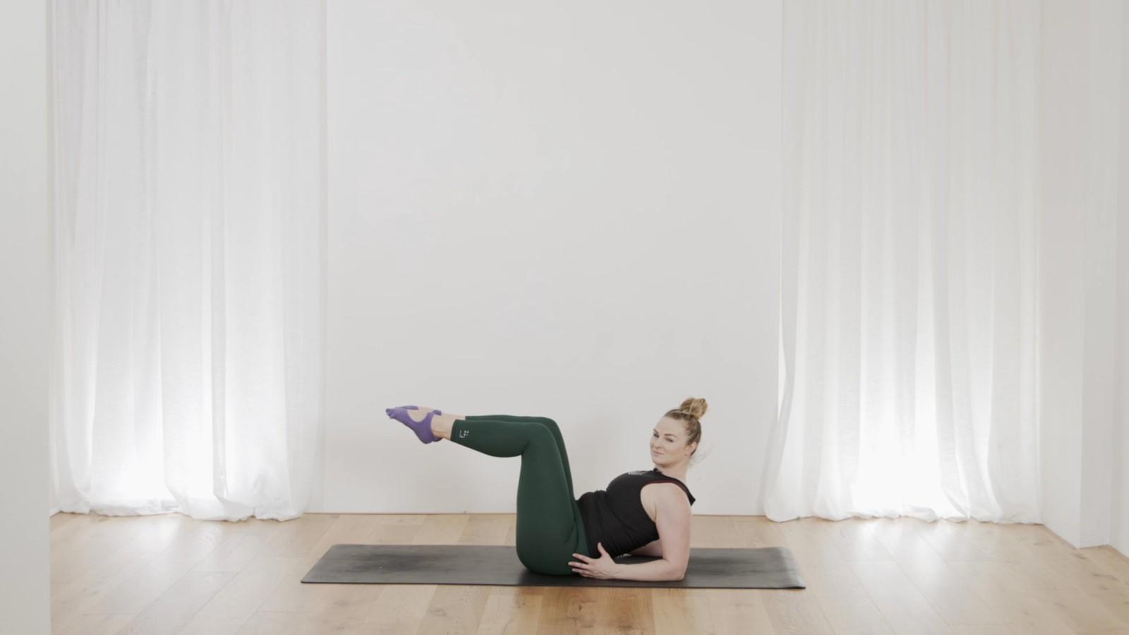 Revitalising Pilates Mat with Juju Leith