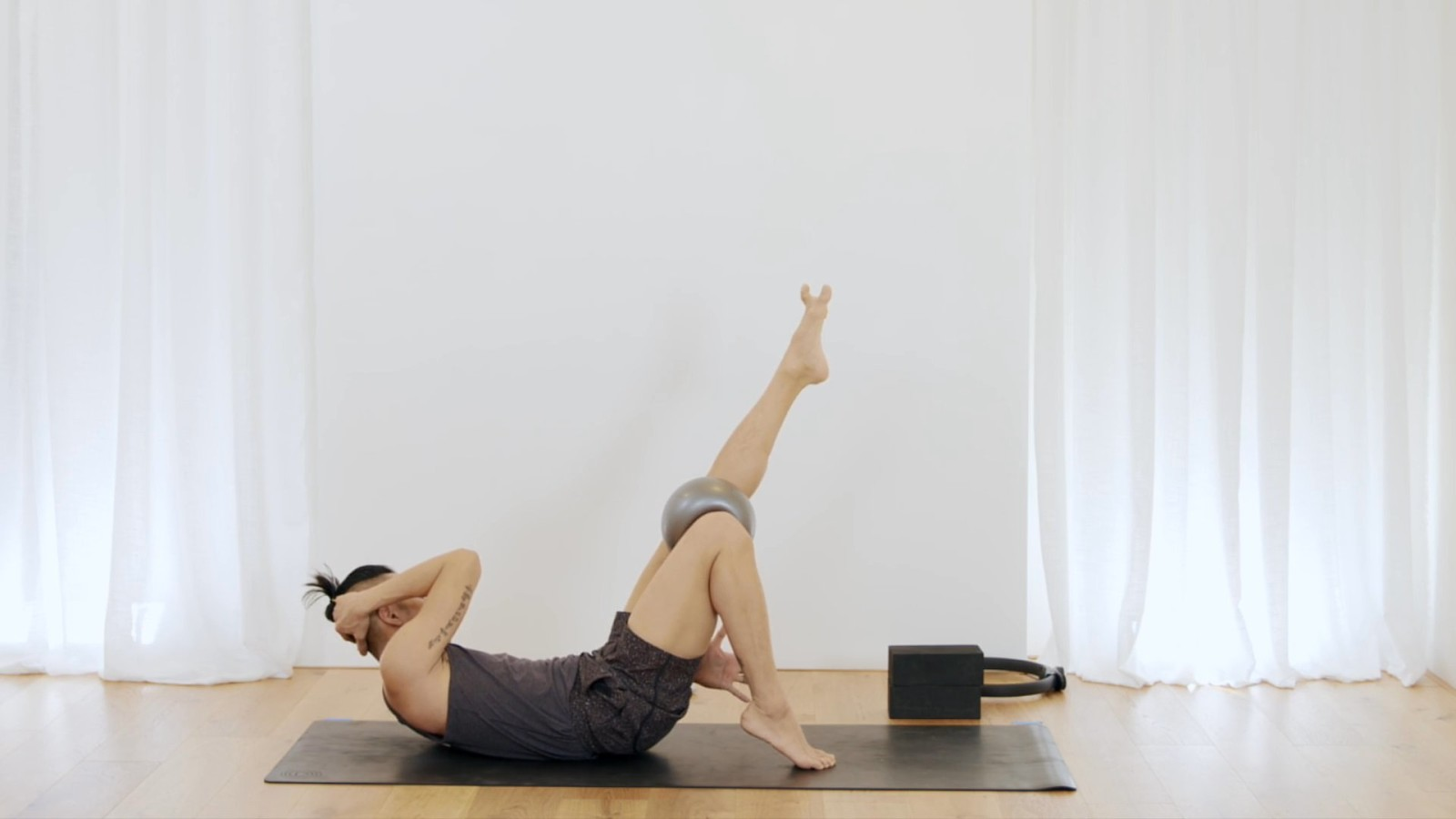 Pilates Total Body Flow with Johnson Chong