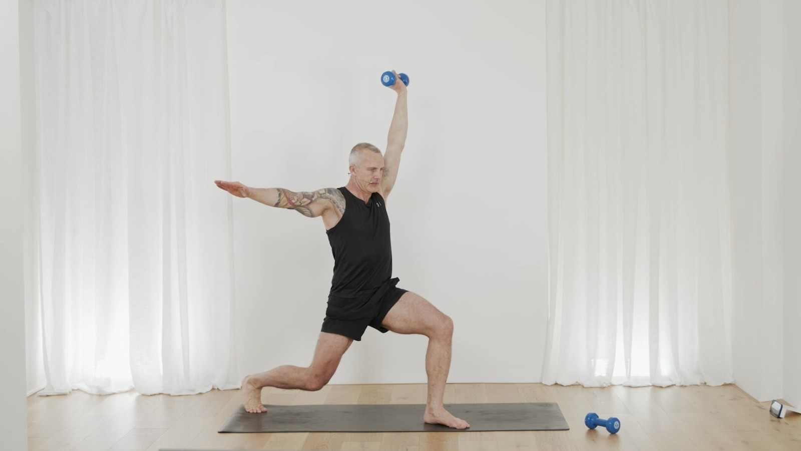 Total Body Tone with Mark Moon