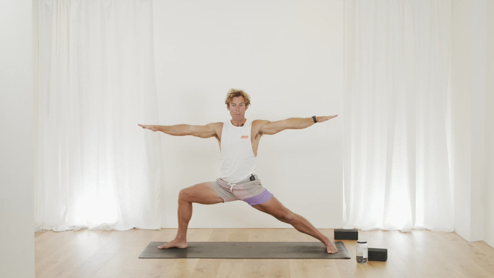 Standing Postures with Christian Ralston