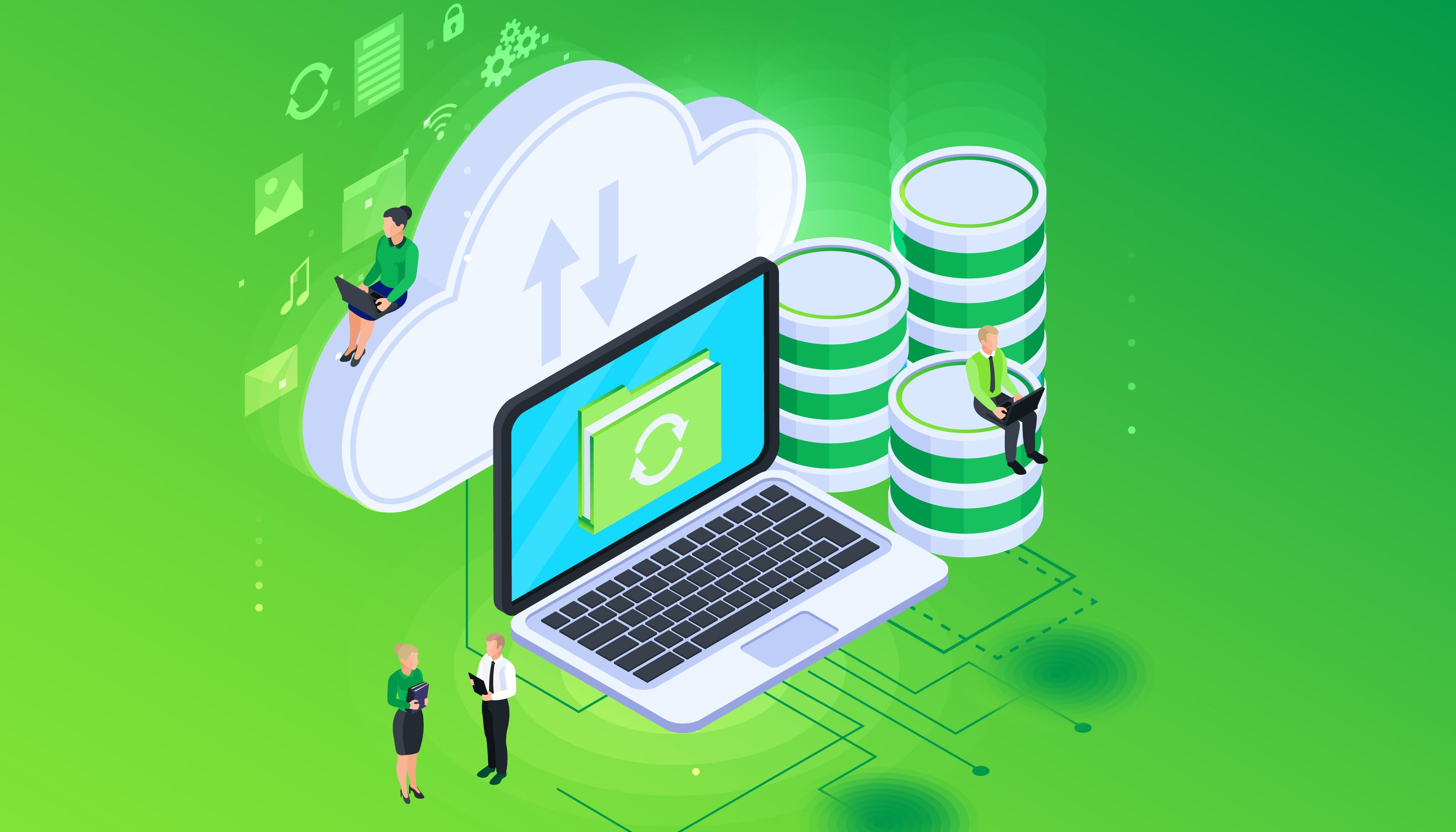 Imagem de capa A nuvem como vetor de escalabilidade e otimização de negócios