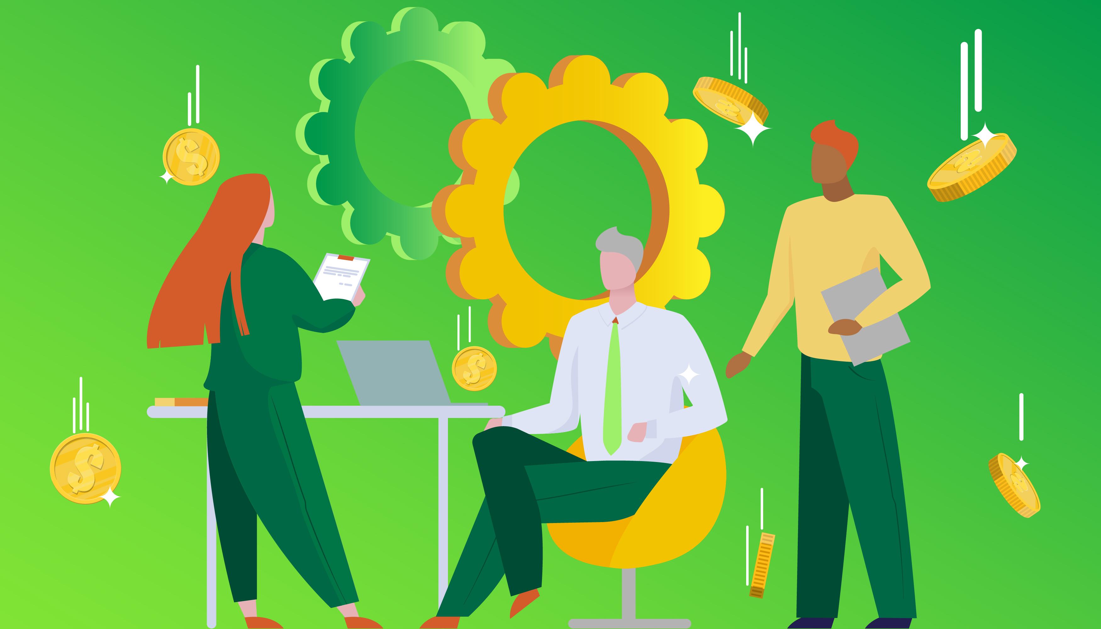 Imagem de capa Quando e como buscar investidores para sua empresa