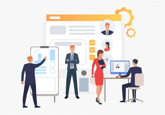Artigo Recrutar, reter e engajar: a transformação digital e os três grandes desafios do RH