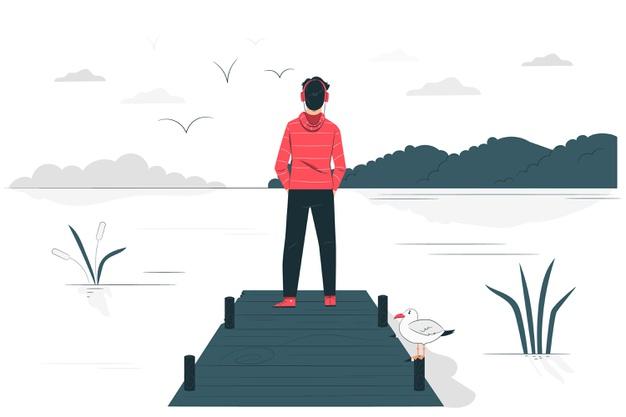 Artigo Convivendo com os espaços vazios