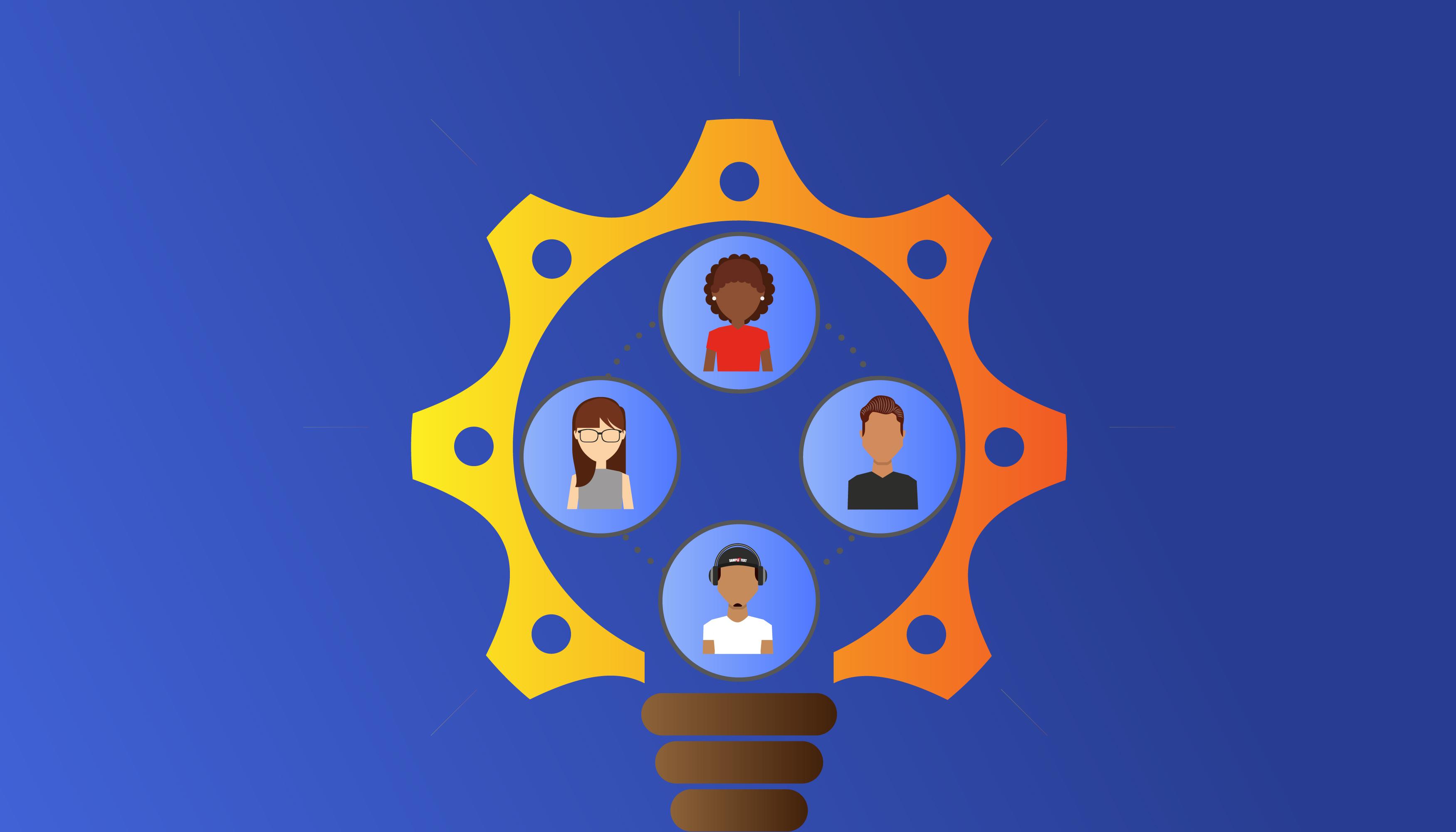 Imagem de capa O impacto da colaboração na inovação