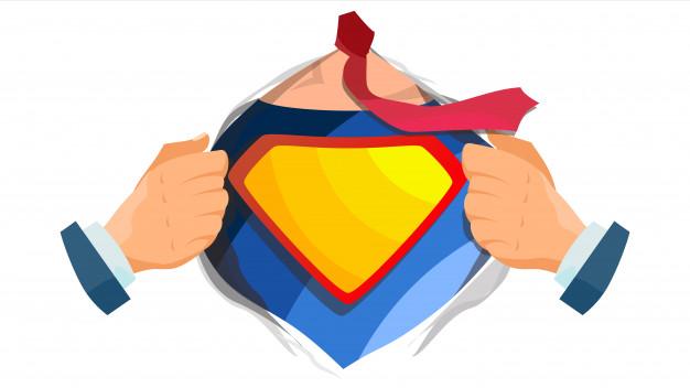 Artigo Não dê uma de Clark Kent