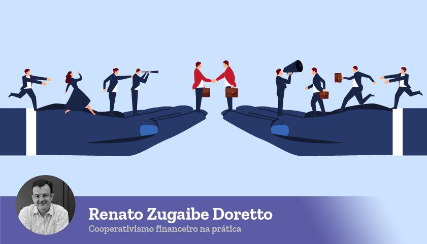 Imagem de capa Cooperativismo democrático e seus resultados